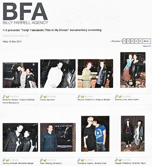 Billy Farrell Agency.com