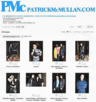 Patrick McMullan.com